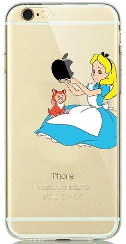 coque iphone xr alice in wonderland