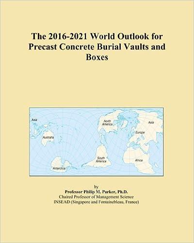 The 2016-2021 World Outlook for Precast Concrete Burial