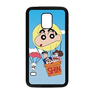 Personalized Durable Cases Iihss Samsung Galaxy S5 Mini Black Crayon Shin chan Protection Cover