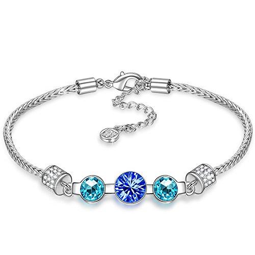 "nice QIANSE ""Childhood Memory"" Bracelet Made with Swarovski Crystals"