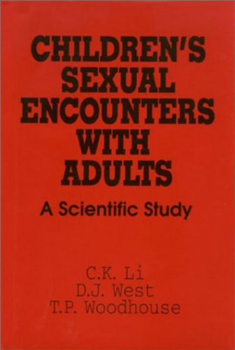 Children's Sexual Encounters with Adults by Brand: Prometheus Books