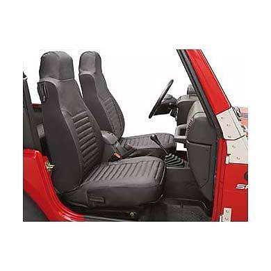k Diamond Front High Back Seat Cover Set for 2003-2006 2DR Wrangler & Unlimited (sold as pair) (Bestop Jeep Seats)