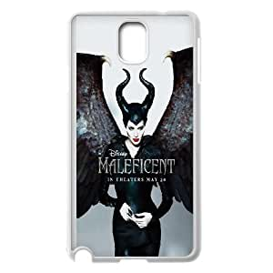Samsung Galaxy Note 3 Cell Phone Case White Maleficient JNR2144580