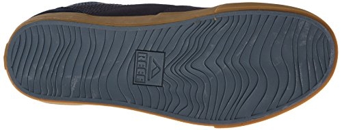 Reef Outhaul - Zapatillas de Deporte de canvas hombre azul - azul