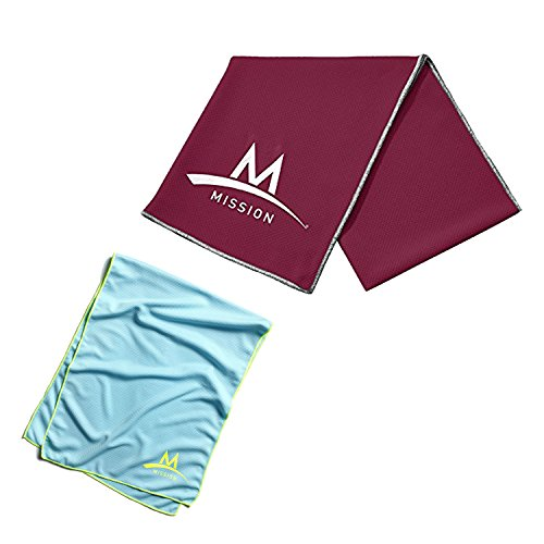 Mission Enduracool Cooling Towels Instantly product image