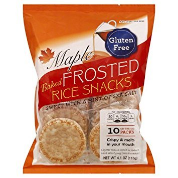 Best baked frosted rice cakes