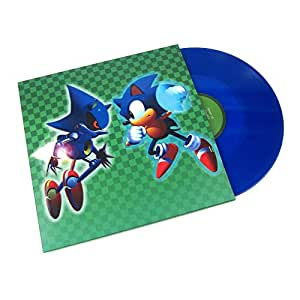 Naofumi Hataya and Masfumi Ogata: Sonic CD aka Sonic The Hedgehog CD(180g, Colored Vinyl) VInyl 3LP