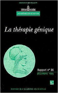 Lire en ligne La thérapie génique epub, pdf