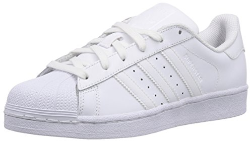 White Bianco Foundation ftwr Adidas Unisex ftwr Superstar White Sneakers Adulto qR6wZzXw