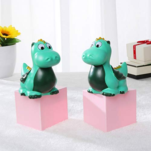 Adorable Cartoon Dinosaur Toy, TOTGO New Cute Adorable Squishy Kawaii Squishies Cartoon Dinosaur Slow Rising Cream Scented Stress Relief Toys Gifts for More Than 6 Years Old Kids Boys Girls