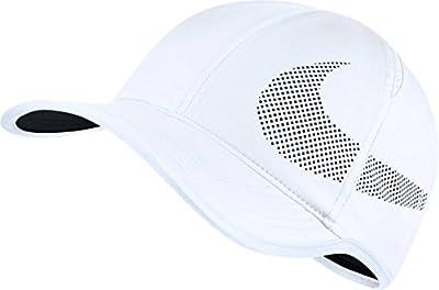 NIKE Unisex Featherlite Aerobill Swoosh Hat by NIKE