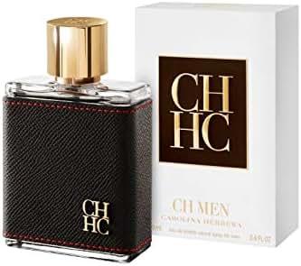 Carolina Herrera CH Eau De Toilette Spray - 100ml/3.4oz,(Packaging may vary)