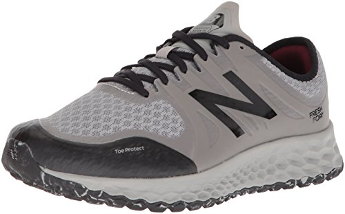 New Balance Men's Kaymin Trail v1 Fresh Foam Trail Running Shoe, Grey, 7 D US by New Balance (Image #1)