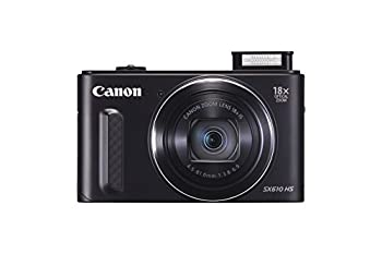 Canon Powershot Sx610 Hs - Wi-fi Enabled (Black) 2