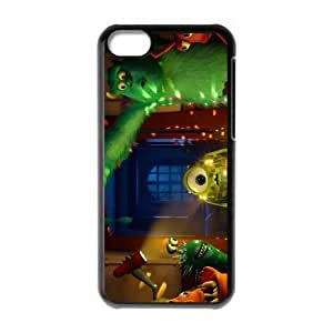iphone5c phone cases Black Monsters Inc cell phone cases Beautiful gifts YWRD4648194