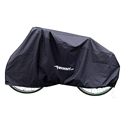 Twinny Load 627998050 Bicycle Cover for 1 Bike: Automotive