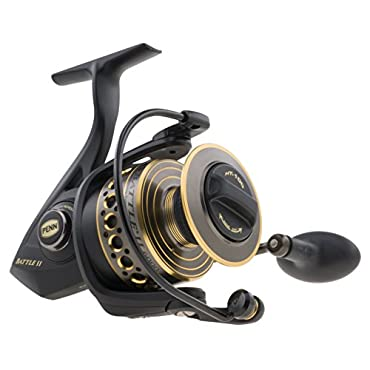 Penn Battle II 4000 Spinning Fishing Reel