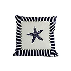 41CohHQOslL._SS300_ 100+ Coastal Throw Pillows & Beach Throw Pillows