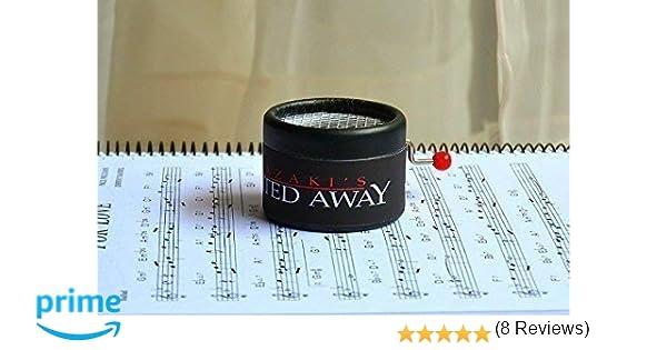 Caja de música de * El viaje de Chihiro *. Spirited Away. El regalo ideal para los fans de la película de Miyazaki: Amazon.es: Handmade