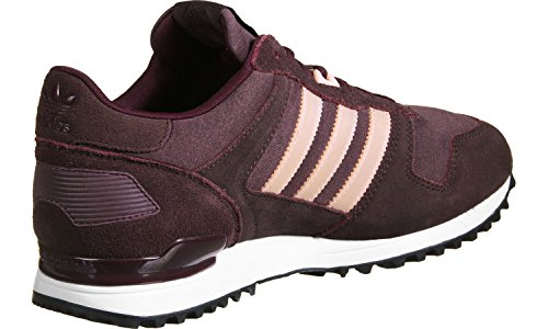 Neck Women's 700 Sneaker Red Low adidas Zx 8xaXaZ