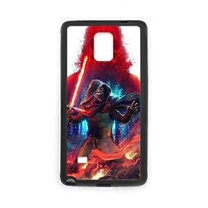 Star Wars caso R0E43Q5TM funda Samsung Galaxy Note 4 funda 7F6U47 negro