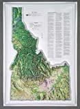 American Educational Products K-Id1826 Idaho Ncr Series Map