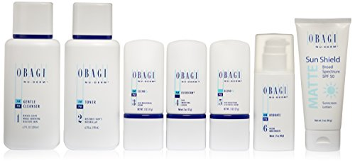 Obagi Nu-Derm Fx System Normal to Dry Kit