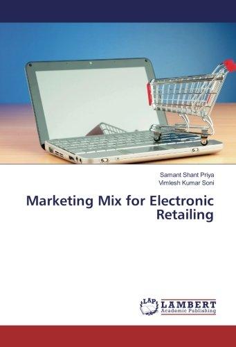 Marketing Mix for Electronic Retailing