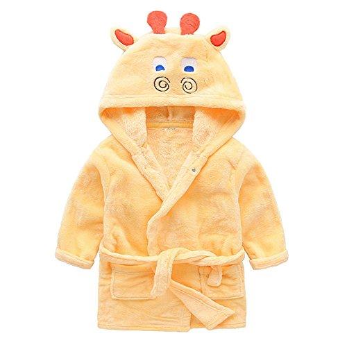 JIANLANPTT Little Hooded Pajamas Cartoon product image