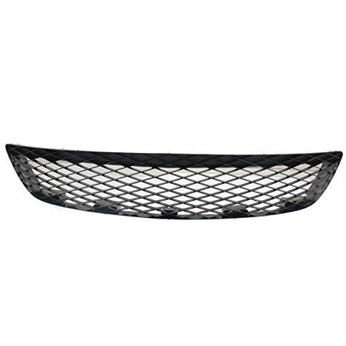 Koolzap For 04-06 Mazda3 Front Lower Bumper Grill Grille Assembly Black MA1036115 BN8F501T1A