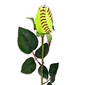 Softball Rose - Flower 77