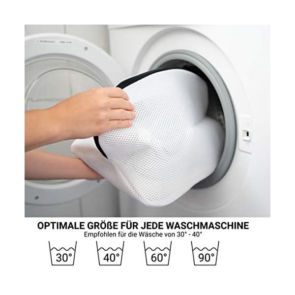 Frogando Wäschenetze Waschmaschine
