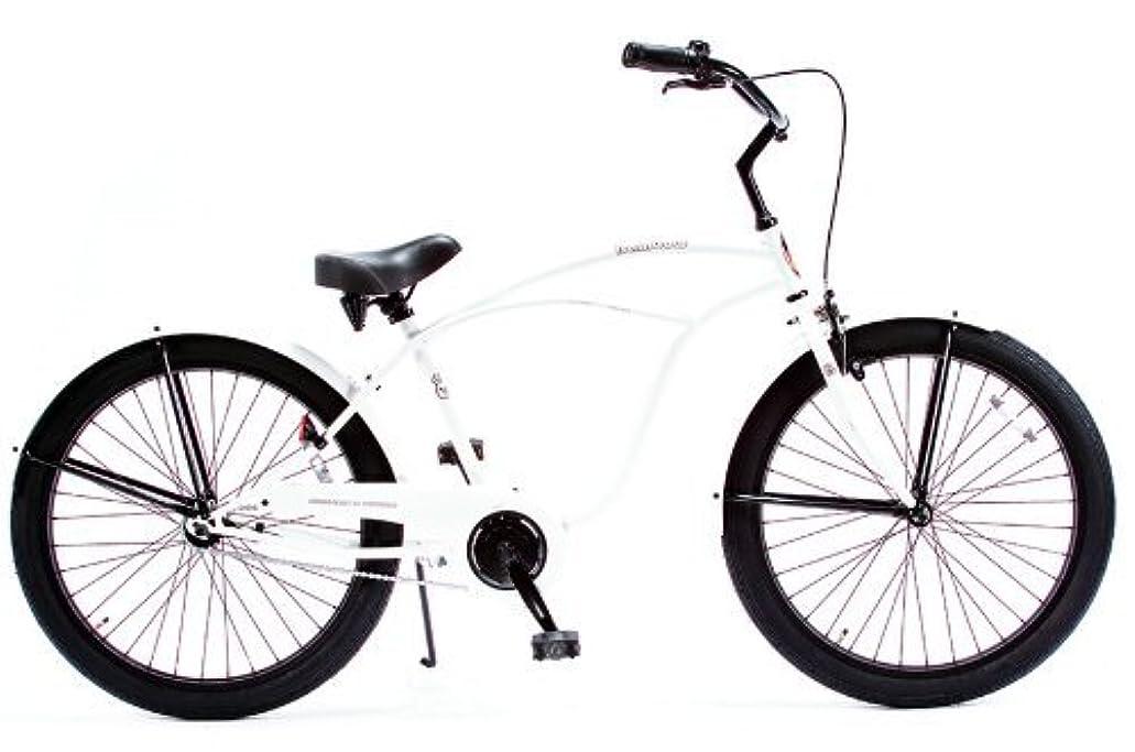 バンジージャンプ算術ジャングルビーチクルーザー 自転車 24インチ BUGGS BIKE