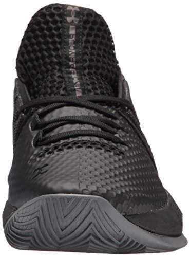 Drive da Basket Uomo 4 Black Scarpe Nero Under Armour Low 002 UA Fq7KawE