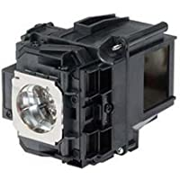 QueenYii ELPLP76 Compatible for EPSON EB-G6770WU Replacement Projector Lamp with bulb inside