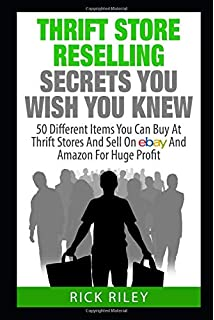 8c7469d37b9d Thrift Store Reselling Secrets You Wish You Knew  50 Different Items You  Can Buy At