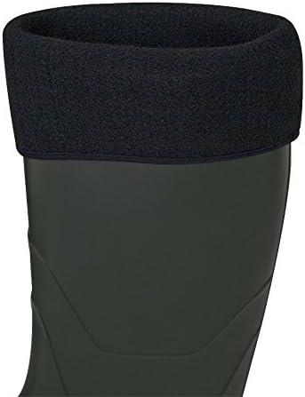 welly liners innerboot for rain boots LONG ladies mens sock WARM INSERT Felt thermal socks 3Kamido/® felt boot socks