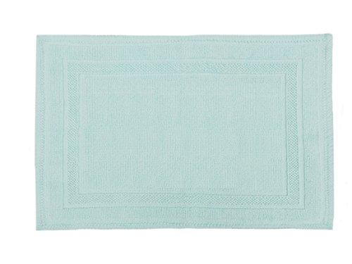 Homewear Loft 20x30 Bath Mat, 20 x 30, Pale Blue
