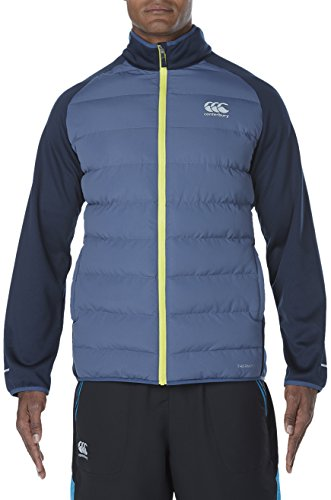 Canterbury Men's Thermoreg Hybrid Jacket Vintage Indigo