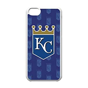 iPhone 5C Phone Case Printed With Kansas City Royals Images