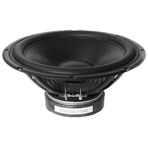 "Peerless by Tymphany 830668 10"" Paper Cone SLS Subwoofer"