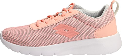 Lotto T4040 Sneakers Frau Rosa