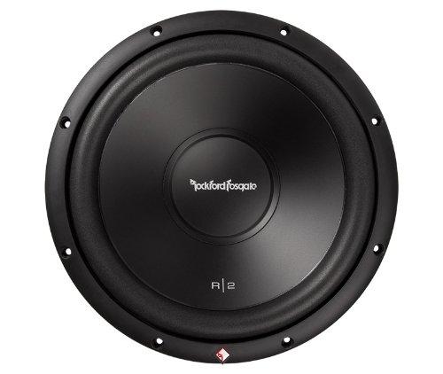 "2) Rockford Fosgate R2D4-12 Prime 12"" 1000w Dual 4 Ohm Car Audio Subwoofers Subs"