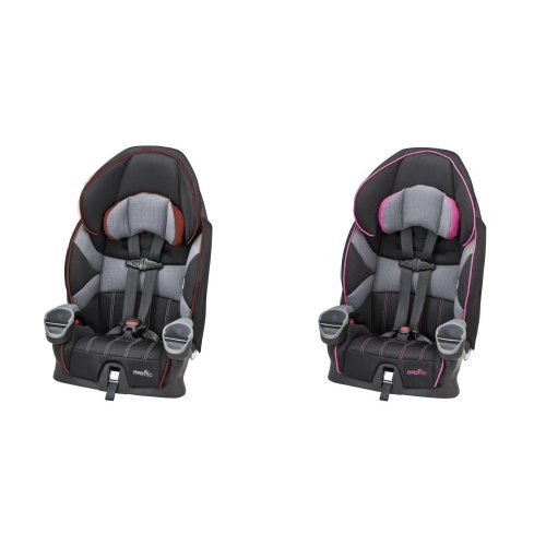 Evenflo Maestro Booster Car Seat and Maestro Booster Car ...