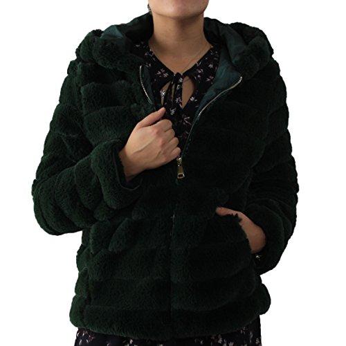 KING KONG - Abrigo - para mujer Verde