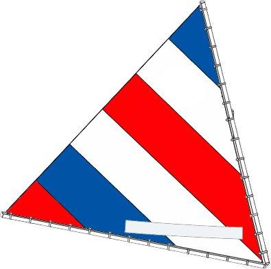 Sunfish Direct Sunfish Sail (Select Your Design) (American Pride)