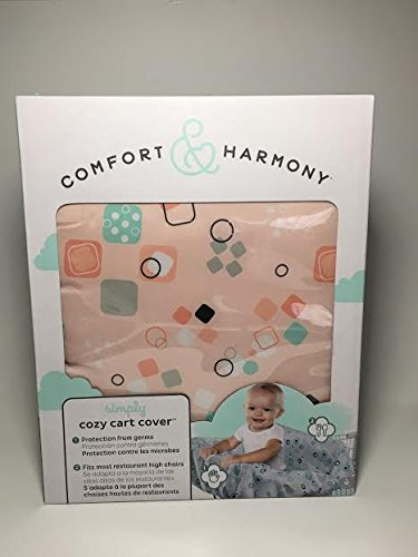Comfort & Harmony Cozy Cart Cover, Peach color by Comfort & Harmony
