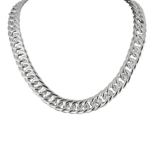 Canyon - C9094 - Collier Chaine Femme - Nœud - Argent 925/1000 47.85 gr - 42 cm