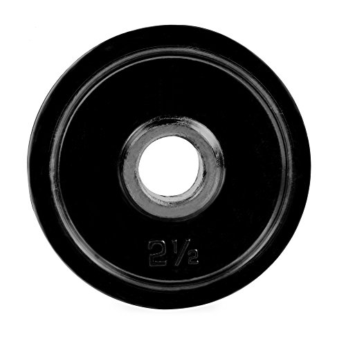 CAP Barbell Rubber Coated Weight