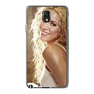 Samsung Galaxy Note 3 STB6526ruho Unique Design Realistic Shakira Isabel Mebarak Ripoll Series Scratch Protection Hard Phone Cases -TimeaJoyce